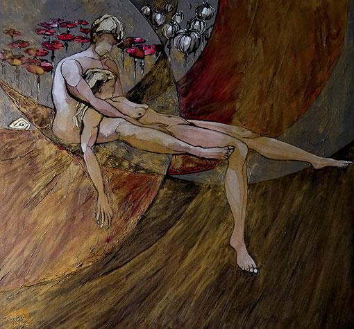 pentimenti - Werk von Gerd Rausch